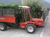 Trattore Carraro a.  Supercar 3700