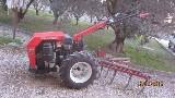 Motocoltivatore Goldoni Special lux 140 diesel