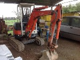 Escavatore Kubota U203a