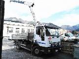 Camion  Eurocargo tector 100e18 iveco