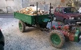Motoagricola Pasquali 18 cv 4x4