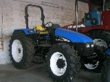 Trattore New holland  Tl 90 blu