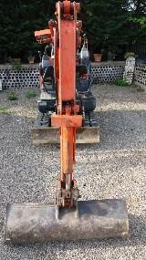 Mini escavatore Kubota Kx 41-2
