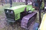 Trattore cingolato Agrifull C 70-80
