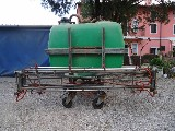 Botte diserbante  600 litri full spray