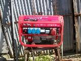Generatore  5kw a benzina honda