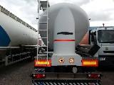 Semirimorchio-cisterna  G 35301 misral