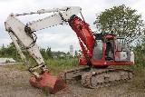 Escavatore cingolato New holland Nh e305