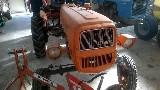 Trattore d'epoca Fiat Piccola 215