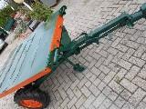 Carrello Goldoni Per motocoltivatore