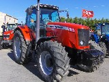 Trattore Massey fergusson  7485 dyna-vt