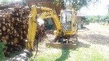 Escavatore  Pc 45 r7 komatsu