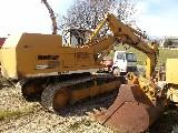 escavatore cingolato Fiat Allis f28