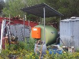 Diesel tank  Dto35 ama
