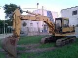 Escavatore  Cat 211 lc caterpillar
