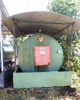 Cisterna  Gasolio 9000 litri