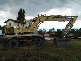 Escavatore  Caterpillar 212 b ft