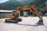 Escavatore Case Cx130