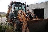 Escavatore Case 590 sle