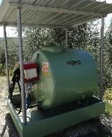 Cisterna carburante  Emiliana serbatoi 1000 litri