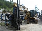 Escavatore cingolato  320bs caterpillar