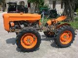 Trattore d'epoca Fiat Calzolari 251-r