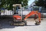 Escavatore cingolato Kubota U15-3