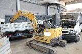 Mini escavatore New holland E 18 sr