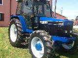 Trattore Ford  7740