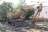 Escavatore  A 312 liebherr