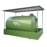 Serbatoio  Badiali 1.300 litri