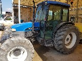 Trattore New holland  Tn75s