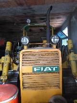 Ruspa cingolata Fiat Ad7