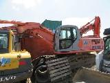 Escavatore cingolato  E 235 fiat kobelco