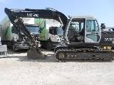 Mini escavatore  Ze150 black track