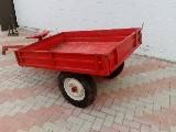 Carretto  Per motocoltivatore