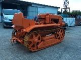 Trattore cingolato Fiat 25 c diesel