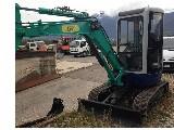 Escavatore  35nx-2 ihi
