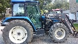 Trattore New holland  Tl 100 dt