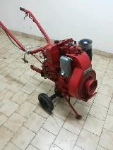 Motozappa Lombardini Diesel