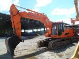 Escavatore  225 nlcv doosan solar