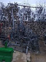 Ali piovane  Sollevamento idraulico