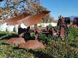 Aratro  M10bvr 47 bivomere reversibile moro