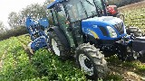 New holland  Tn 75 da