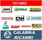 Calabria Srl - Ricambi Trattori