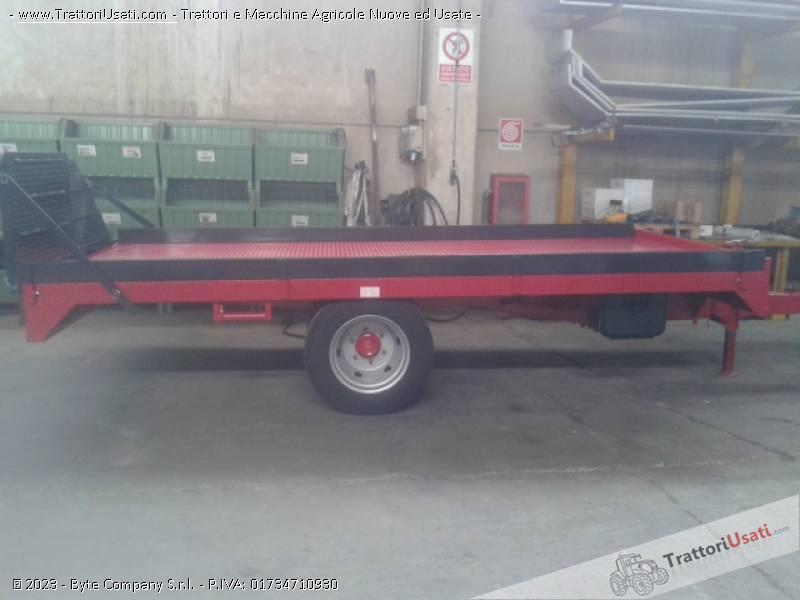 Roagna rimorchi agricoli autos post for Attrezzi agricoli usati piemonte