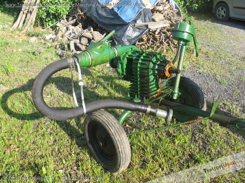 Pompa per irrigazione for Pompa irrigazione