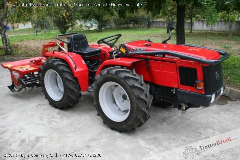 Trattore carraro a 5400 supertigre for Forum trattori carraro