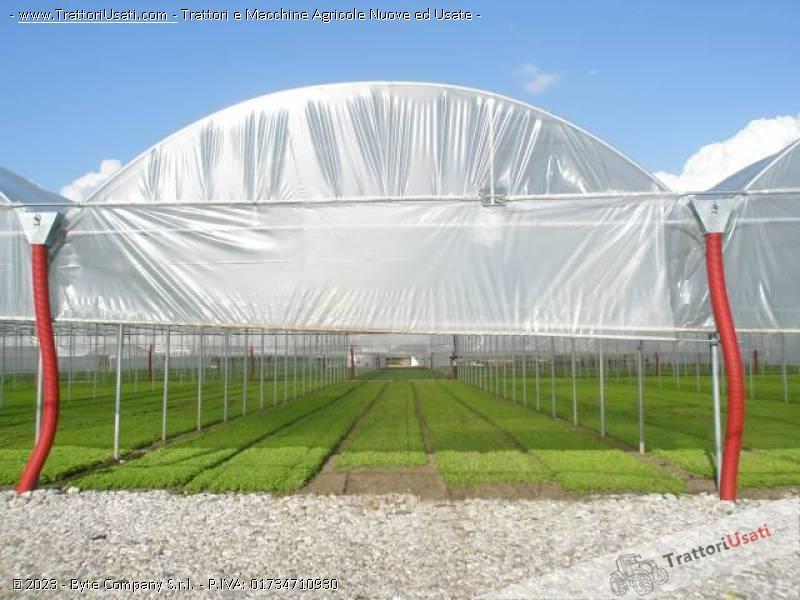 Casa immobiliare accessori serre da orto usate for Serre agricole usate in vendita