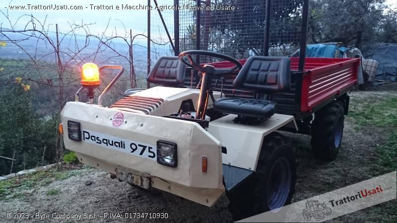 Motoagricola Pasquali - 975
